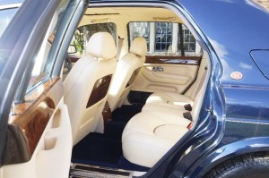 Bentley Arnarge Interior