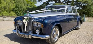 Rolls Royce Silver Cloud Wedding Car