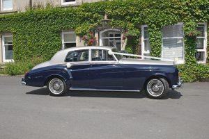 Rolls Royce silver spirit104